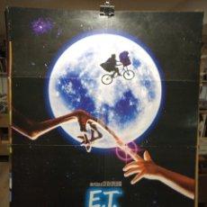 Cine: E.T. EL EXTRATERRESTRE 20 ANIVERSARIO - STEVEN SPIELBERG - CARTEL DE CINE ORIGINAL 70X100. Lote 236261640