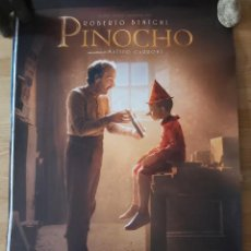 Cine: PINOCHO - APROX 70X100 CARTEL ORIGINAL CINE (L81). Lote 236261990