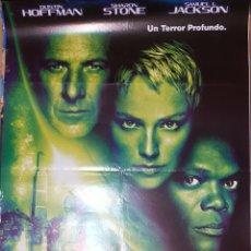Cine: CARTEL DE CINE - ESFERA - 70X100 - 1998. Lote 236265765