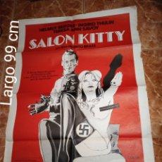 Cine: SALÓN KITTY PÓSTER ORIGINAL DE LA PELÍCULA. Lote 236447850