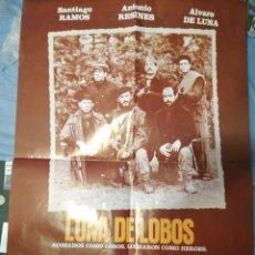 Cine: LUNA DE LOBOS. Lote 236449255