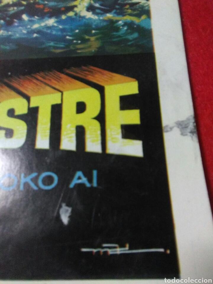 Cine: Antiguo cartel de cine ,invasion extraterrestre ,dirigida isihoro honda - Foto 4 - 236542170