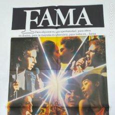 Cine: CARTEL DE LA PELICULA FAM. ORIGINAL. ALAN PARKER. TDP23D. Lote 236654635