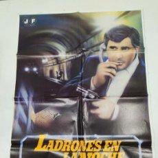 Cine: CARTEL DE LA PELICULA LADRONES EN LA NOCHE. VERONIQUE JANNOT. TDKP22G. Lote 236831920