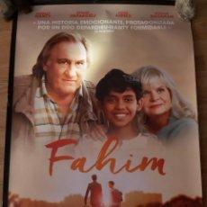 Cine: FAHIM - APROX 70X100 CARTEL ORIGINAL CINE (L82). Lote 236839805