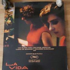Cine: LA VIDA INVISIBLE - APROX 70X100 CARTEL ORIGINAL CINE (L82). Lote 236840875