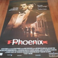 Cine: PHOENIX - RAY LIOTTA, ANTHONY LAPAGLIA, ANJELICA HUSTON - POSTER ORIGINAL WARNER 1998. Lote 236943970