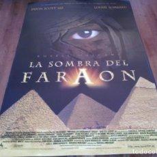 Cine: LA SOMBRA DEL FARAÓN - JASON SCOTT LEE, LOUISE LOMBARD,RUSSELL MULCAHY - POSTER ORIGINAL LAUREN 1999. Lote 236944320