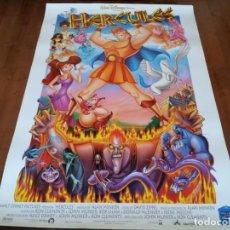 Cine: HÉRCULES - ANIMACION - POSTER ORIGINAL DISNEY AÑO 1997. Lote 287337158