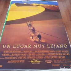 Cine: UN LUGAR MUY LEJANO - REESE WITHERSPOON, ETHAN EMBRY, JACK THOMPSON - POSTER ORIGINAL DISNEY 1993. Lote 237163385