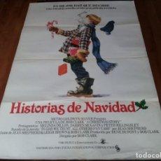 Cine: HISTORIAS DE NAVIDAD - MELINDA DILLON, DARREN MCGAVIN, BOB CLARK - POSTER ORIGINAL C.I.C 1983. Lote 237382125