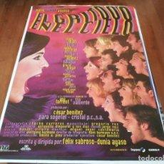 Cine: EL GRITO EN EL CIELO - Mª CONCHITA ALONSO, LOLES LEÓN, MARÍA ADÁNEZ - POSTER ORIGINAL COLUMBIA 1998. Lote 237540680