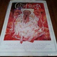 Cine: CARTAS DESDE HUESCA - FERNANDO FERNÁN GÓMEZ, MYRIAM MÉZIÈRES - POSTER ORIGINAL COLUMBIA 1993. Lote 237568340