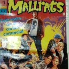 Cine: POSTER PELÍCULA MALRATS. Lote 238266815
