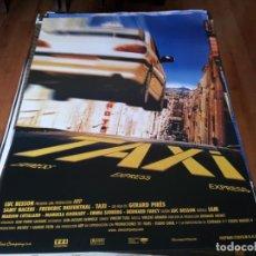 Cine: TAXI EXPRESS - SAMY NACERI,FRÉDÉRIC DIEFENTHAL, MARION COTILLARD - POSTER ORIGINAL CINE COMPANY 1998. Lote 238305055