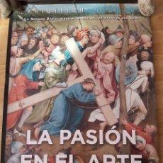 Cine: LA PASIÓN EN EL ARTE - APROX 70X100 CARTEL ORIGINAL CINE (L82). Lote 238528170