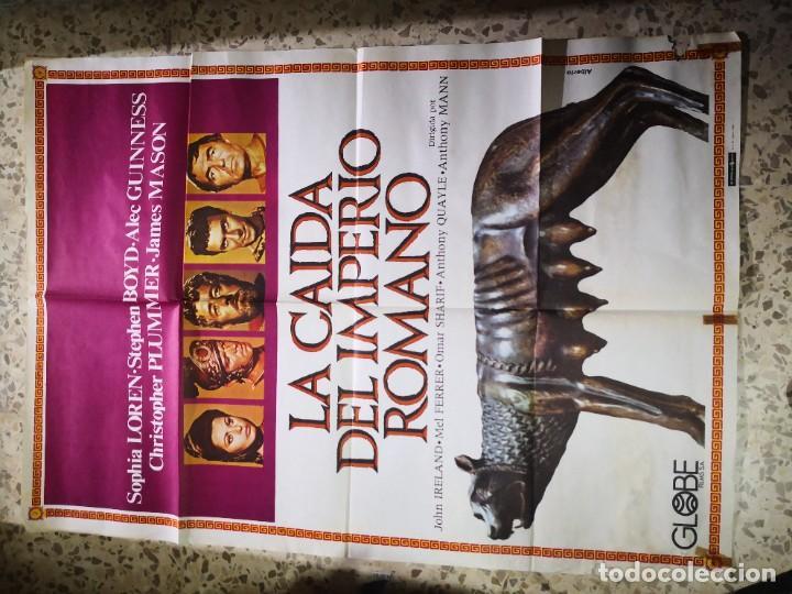 Cine: 3 poster carteles de cine originales títulos en descripcion - Foto 3 - 238555860