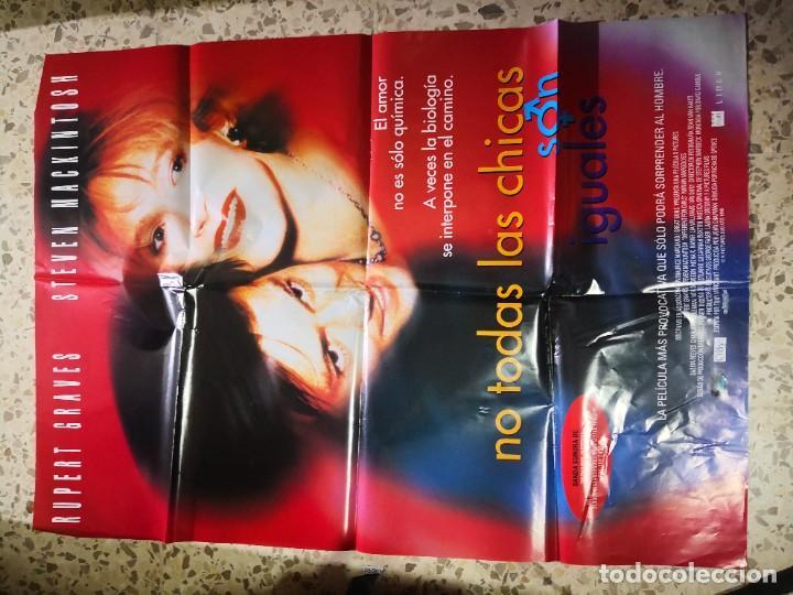 Cine: 3 poster carteles de cine originales títulos en descripcion - Foto 5 - 238555860