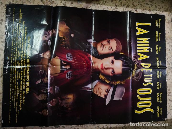 3 POSTER CARTELES DE CINE ORIGINALES TÍTULOS EN DESCRIPCION (Cine - Posters y Carteles - Deportes)