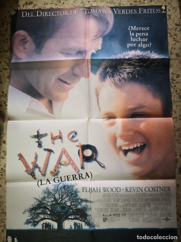 Cine: 2 CARTELes poster DE cine THE WAR Y ESTAFADORES - Foto 2 - 238613505