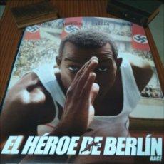 Cine: POSTER DE CINE -- EL HEROE DE BERLIN -- POSTER GRANDE --. Lote 239439500