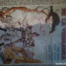 Cine: LOS MAGNIFICOS DE LA VENGANZA LO LIEH SHAW BROTHERS KARATE POSTER ORIGINAL 70X100. Lote 239703915