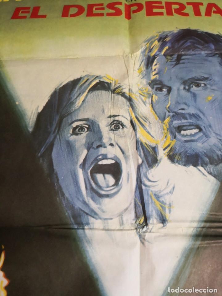Cine: CARTEL CINE, EL DESPERTAR, CHARLTON HESTON, SUSANNAH YORK, JANO, 1980 - Foto 4 - 239752520