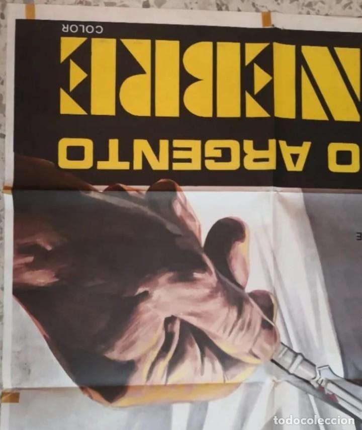 POSTER CARTEL CINE TENEBRE DARIO ARGENTO ANTHONY FRANCIOSA (Cine - Posters y Carteles - Terror)