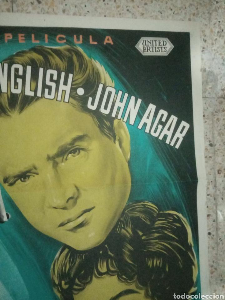 Cine: Cartel original español burlando la ley, edmund obrien, marla english, john agar - Foto 3 - 242394140