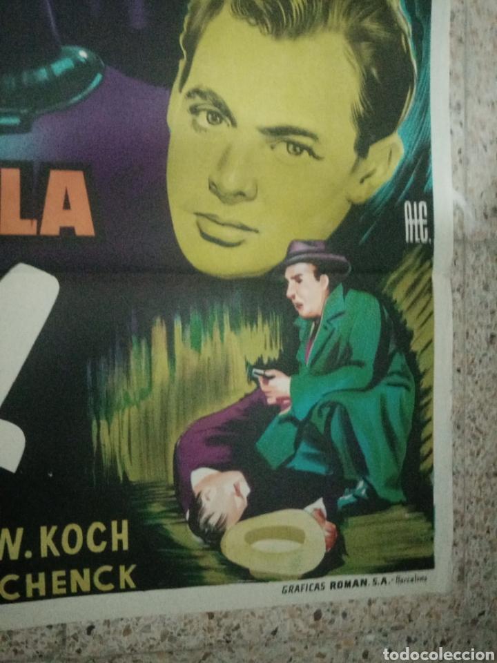Cine: Cartel original español burlando la ley, edmund obrien, marla english, john agar - Foto 5 - 242394140