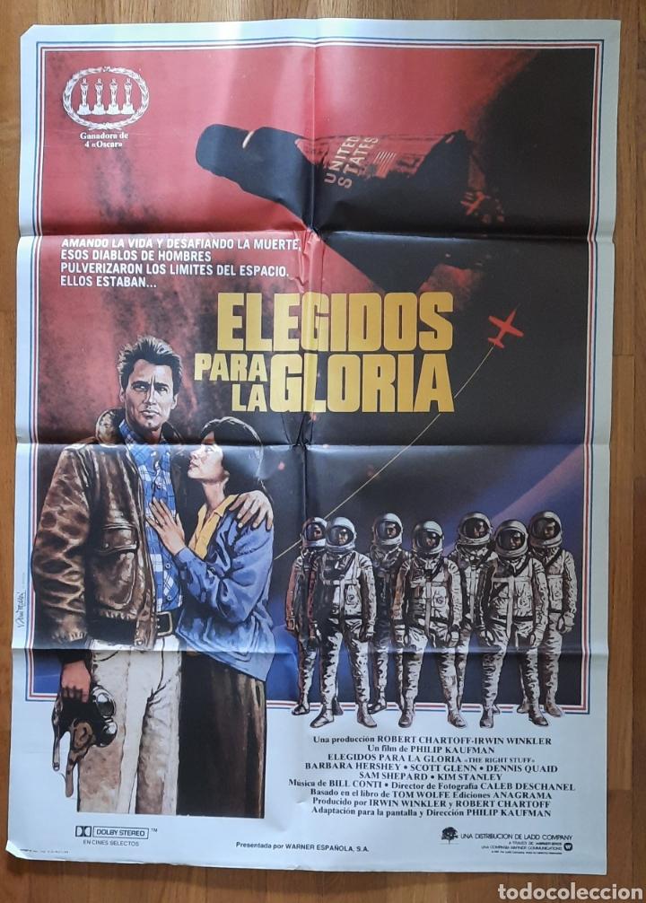 ELEGIDOS PARA LA GLORIA 100X70 (Cine - Posters y Carteles - Acción)