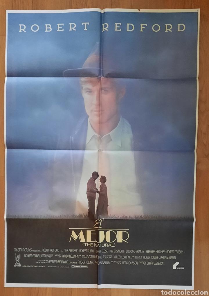 EL MEJOR / ROBERT REDFORD / 100X70 (Cine - Posters y Carteles - Acción)