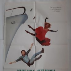 Cine: ANTIGUO CARTEL CINE UN MAR DE LIOS 1987 R331 RV. Lote 242999130