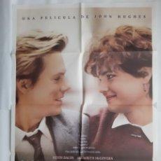 Cine: ANTIGUO CARTEL CINE LA LOCA AVENTURA DEL MATRIMONIO 1988 R356 RV. Lote 243076770