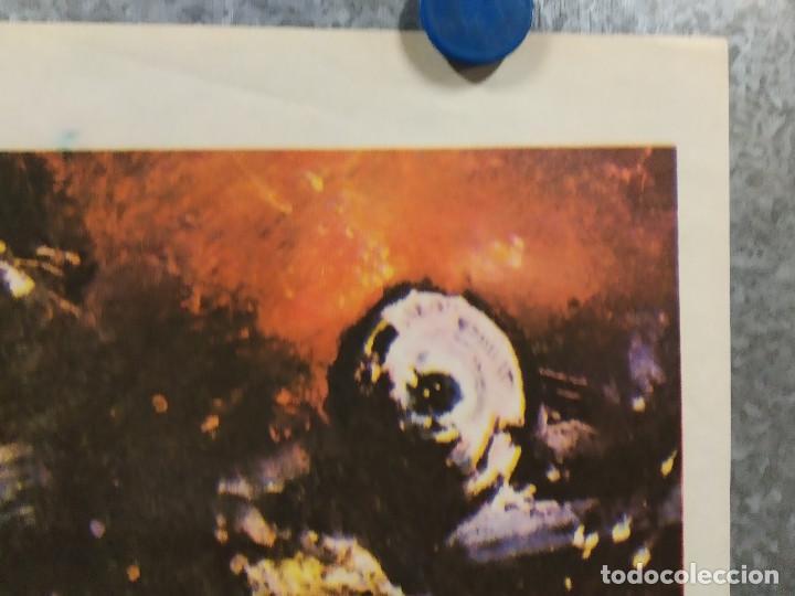 Cine: Los ojos de las estrellas. Robert Hoffmann, Nathalie Delon. AÑO 1978. POSTER ORIGINAL - Foto 3 - 243445600