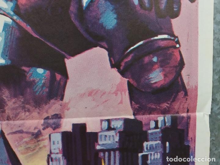 Cine: King Kong escapa. Rhodes Reason, Mie Hama, Linda Miller. AÑO 1977. POSTER ORIGINAL - Foto 5 - 243451160