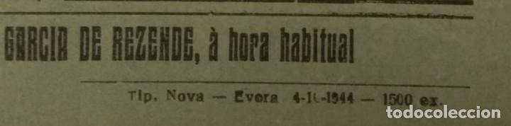 Cine: ST112 CINEMA OIRO LIQUIDO JOHN GARFIELD PAT OBRIEN FRANCES FARMER EVORA 1500 4/10/1944 PORTUGAL - Foto 2 - 243687155