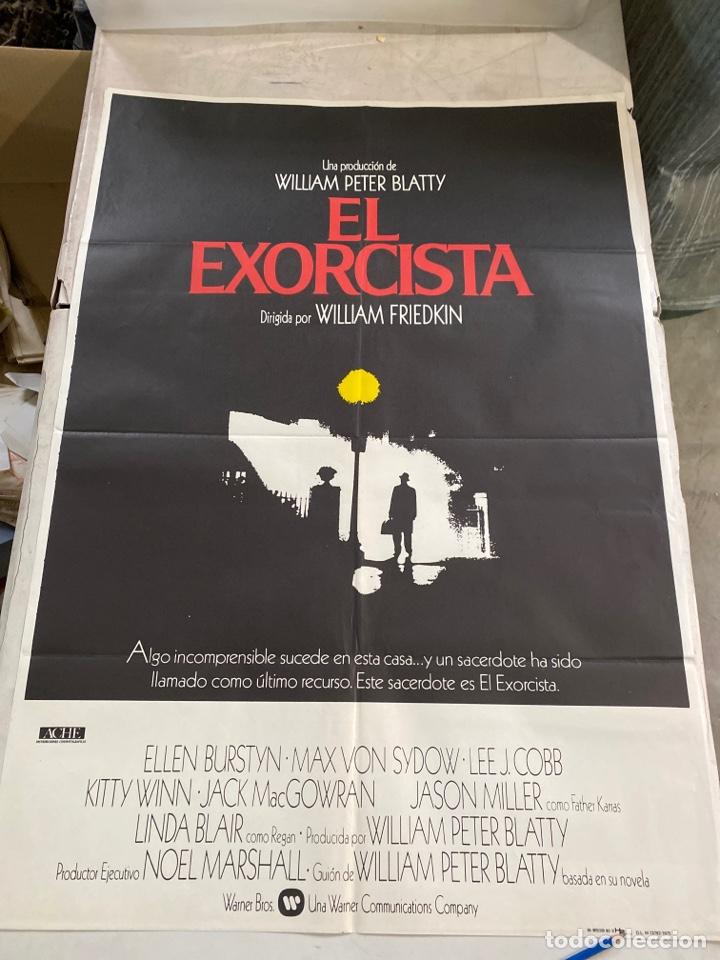 EL EXORCISTA (Cine - Posters y Carteles - Terror)