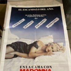 Cine: EN LA CAMA CON MADONNA. Lote 243787675