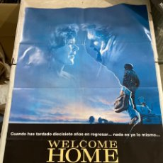 Cine: WELCOME HOME. Lote 243791120