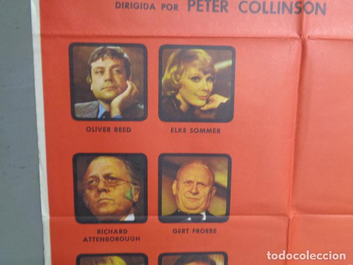Cine: CDO 9072 DIEZ NEGRITOS AGATHA CHRISTIE ELKE SOMMER OLIVER REED POSTER ORIGINAL 70X100 ESTRENO - Foto 3 - 244187735