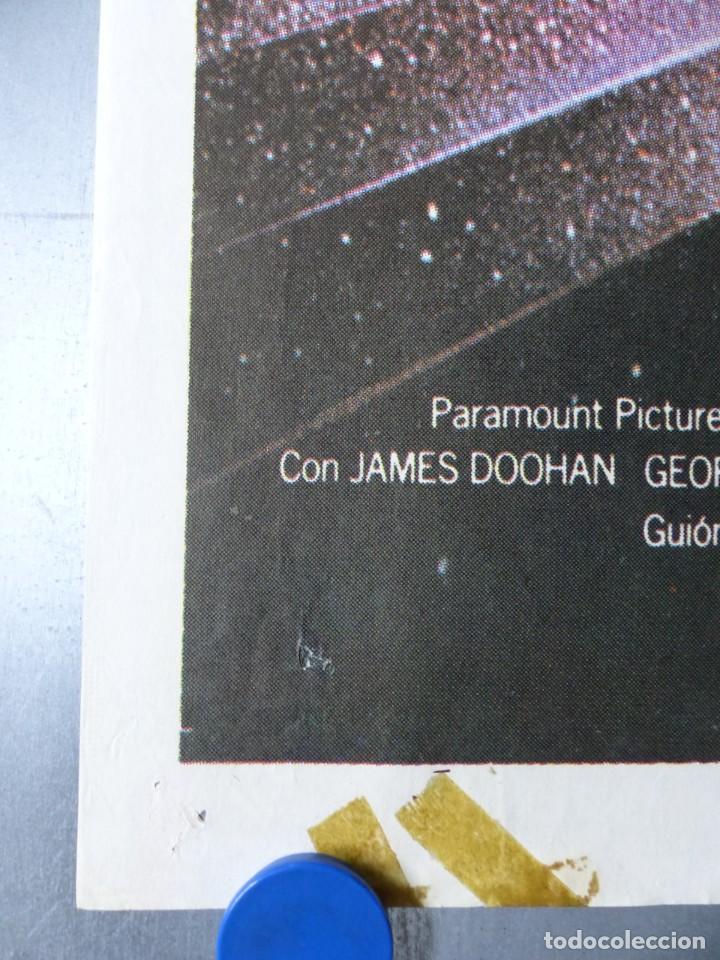 Cine: STAR TREK LA PELICULA, WILLIAM SHATNER, LEONARD NIMOY - AÑO 1980 - Foto 3 - 244488520