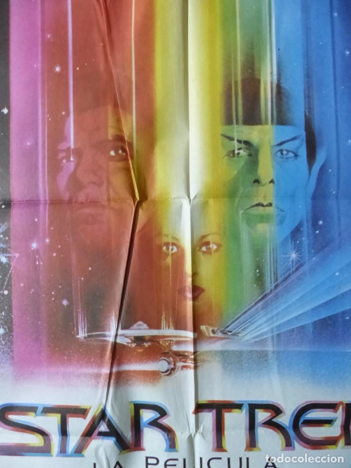 Cine: STAR TREK LA PELICULA, WILLIAM SHATNER, LEONARD NIMOY - AÑO 1980 - Foto 7 - 244488520