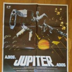 Cine: ADIOS , JUPITER , ADIOS / SAKYO KOMATSU 100X70. Lote 244648450