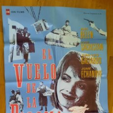 Cine: EL VUELO DE LA PALOMA / ANA BELEN / JOSE SACRISTAN / 100X70. Lote 244653890