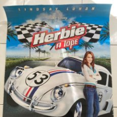 Cine: POSTER , HERBIE A TOPE , 95 X 70 CM. Lote 244701880