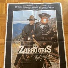 Cine: EL ZORRO GRIS. Lote 244792505