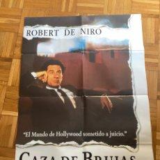 Cine: CAZA DE BRUJAS. Lote 244794570
