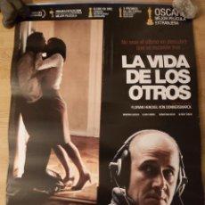 Cine: LA VIDA DE LOS OTROS - APROX 70X100 CARTEL ORIGINAL CINE (L83). Lote 244937795