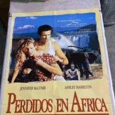 Cine: PERDIDOS EN ÁFRICA. Lote 244965185